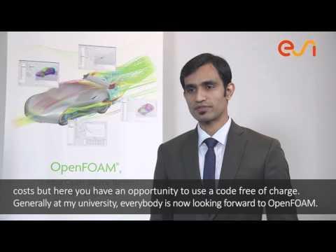 OpenFOAM User Testimonial - Sangamesh. M. Hosur