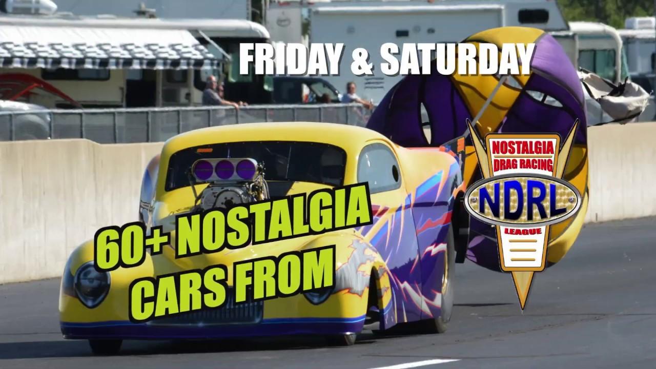 2019 Funny Car Nationals Commercial - US 131 Motorsports Park