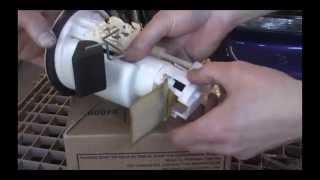 How to install a fuel pump - Evo Walbro 255- Boosted Films
