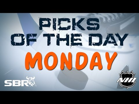 Monday's NHL Picks to Start of the Week with Handicapper Ross Benjamin