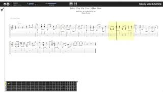Intro Chú Voi Con Ở Bản Đôn - Phạm Tuyên (tab guitar Haketu)