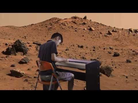 The Martian Soundtrack - Crossing Mars - Piano (Harry Gregson-Williams)