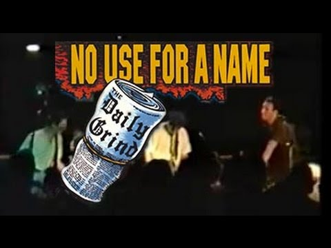 NO USE FOR A NAME countdown + get out of this town 1994