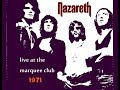 The Easy Rider Generation In Concert: Nazareth live at marquee 1971 🇬🇧