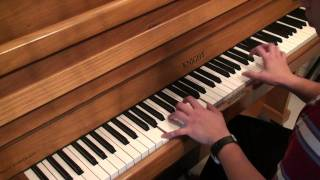 Jay-Z ft. Mr. Hudson - Forever Young Piano by Ray Mak