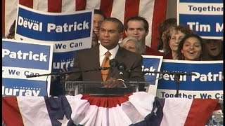"Full Speech: Deval Patrick ""Just Words""  Boston Common 2006"