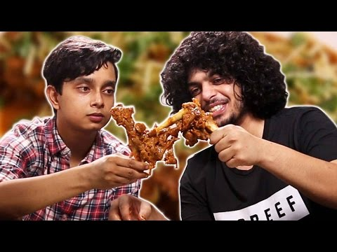 People Try Bohri Food For The First Time
