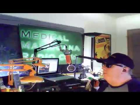 MMJRadio 08-13-2016 S7E31 MMJ News and Guests Adam Eidinger and Michael Krawitz