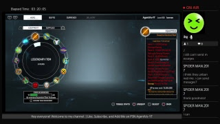 marvel heroes omega iceman prestige 1 legendary missions grind come watch and chat p3