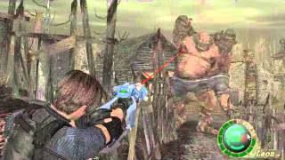 RESIDENT EVIL 4 MODO IMPOSIBLE