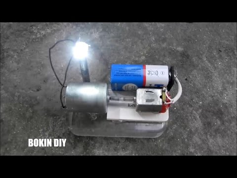 How to make Homemade Generator at home