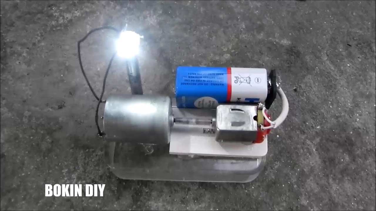 homemade generator. Simple Generator How To Make Homemade Generator At Home To YouTube