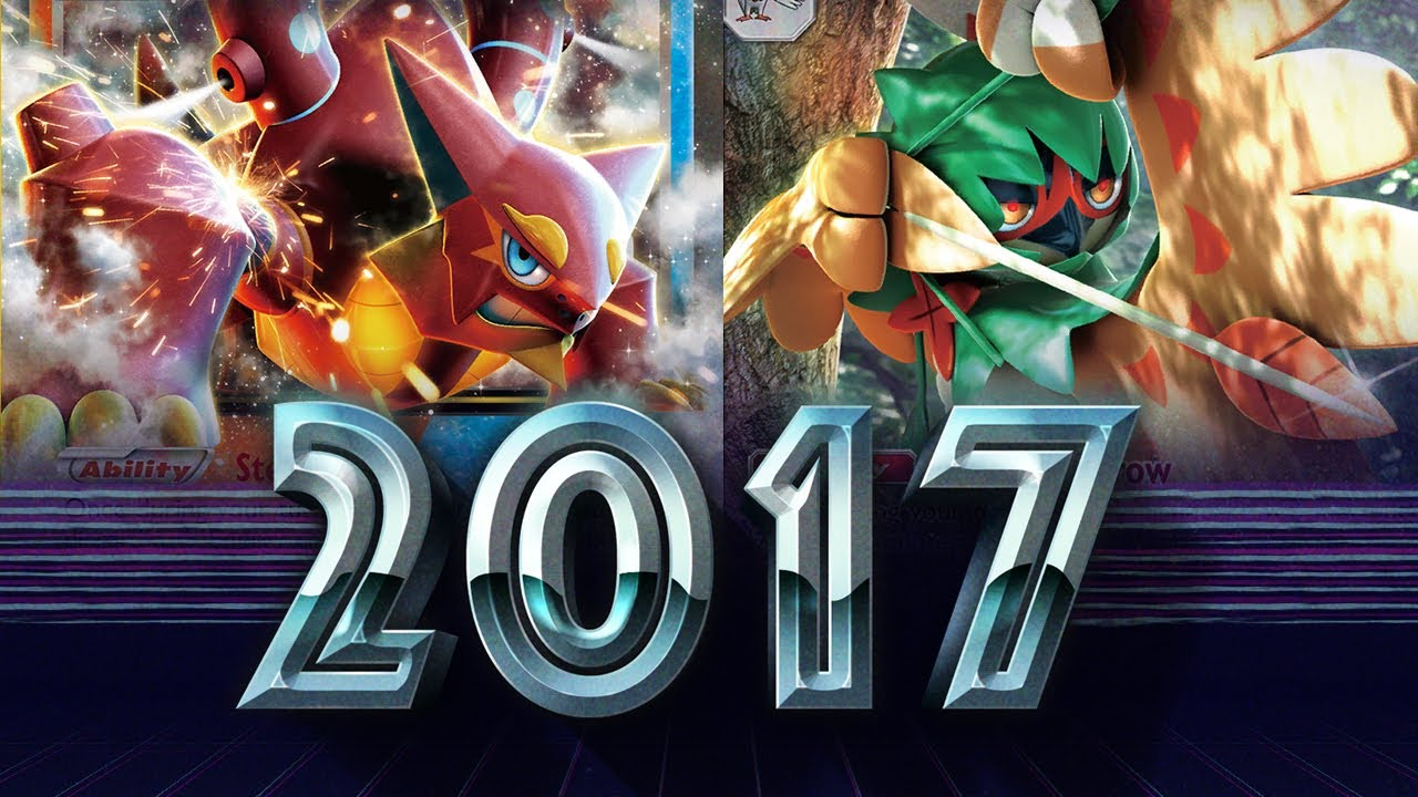Volcanion EX VS Decidueye GX *2017* Pokemon TCG Battle