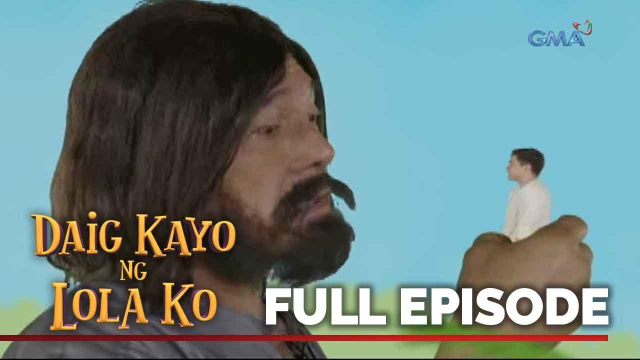 Daig Kayo Ng Lola Ko: Unbelievable friendship of Jessie and Dante Higante | Full Episode