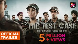 The Test Case | Official Trailer #1 | Nimrat Kaur | Web Series | Streaming 26th Jan | ALTBalaji thumbnail
