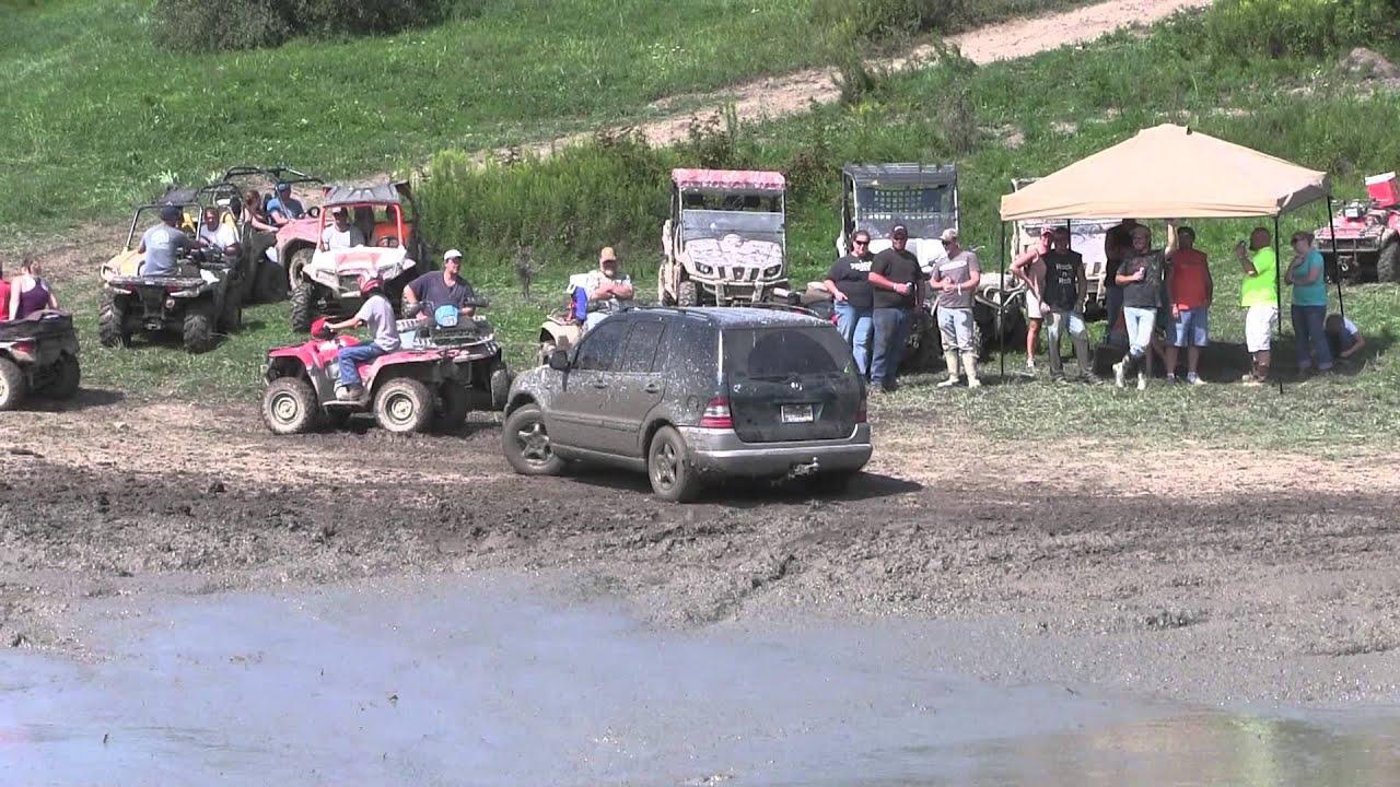 king knob mud fest