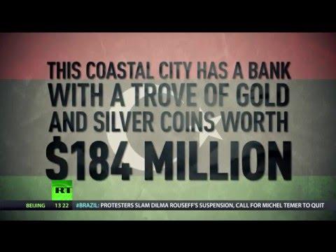Libyan central bank struggles to open Gaddafi golden coins vault, hires safecrackers