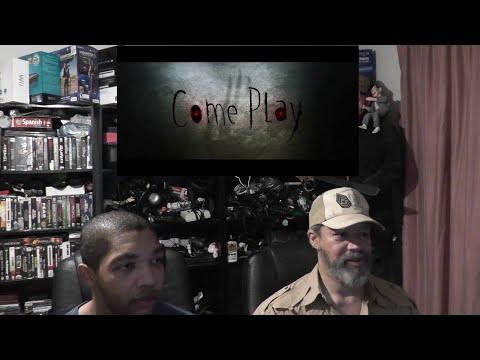Come Play Trailer Reaction (2020)