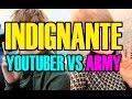 YOUTUBER VS ARMY (REAL) - [OtitoMola]