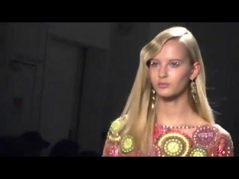 Jenny Packham Fall 2016 Fashion Show NYFW