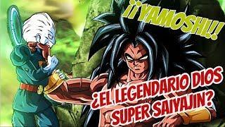 ¡¡YAMOSHI!!, ¿El verdadero Dios Super Saiyajin? - Dragon Ball Super