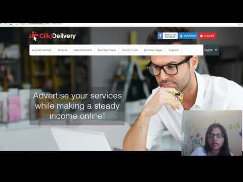 ClikDelivery Review Hindi