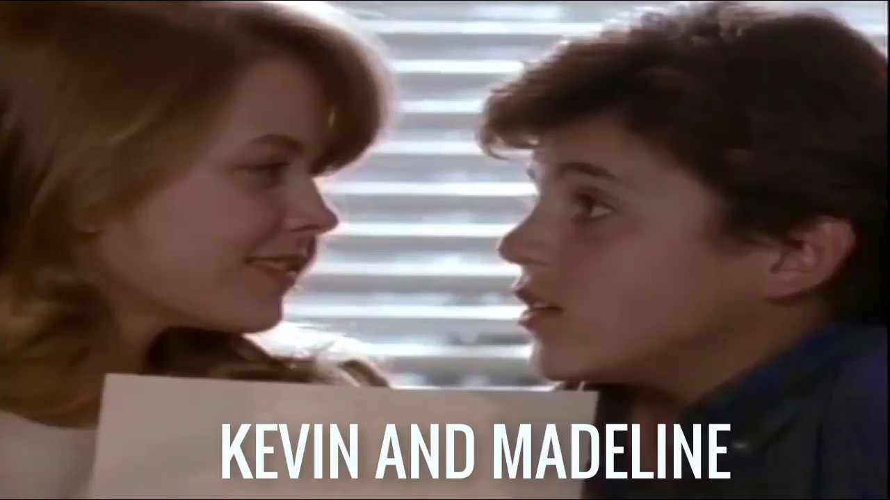 The Wonder Years Kevin and Madeline - Ninth Grade Man