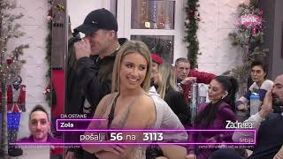 Zadruga 4 - Teodora i Maja se posvađale zbog Čorbe, a onda ga je Dušica dokusurila - 24.01.2021.