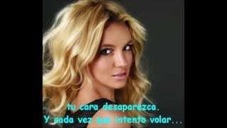 Britney Spears Everytime (letra traducida)