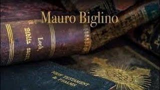 Conferenza Mauro Biglino: