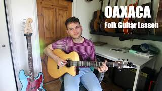 OAXACA - Guitar Riff Lesson!