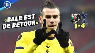 Gareth Bale régale enfin à Tottenham | Revue de presse