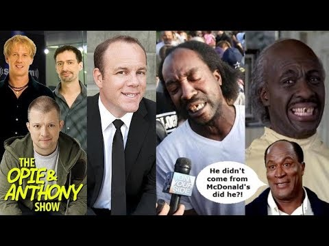 Opie & Anthony - Hero Charles Ramsey