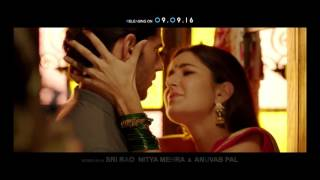 Jai And Diya | Baar Baar Dekho | Dialogue Promo
