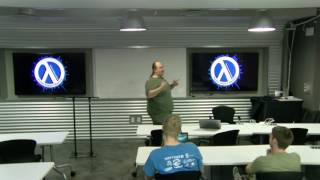 Austin Clojure Meetup: Clojure/conj Recap and Clojurescript on the Serverside