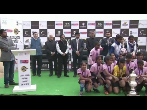 STAIRS School Football League - Award Ceremony