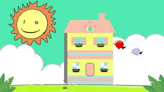 Itsy Bitsy Spider Nursery Rhymes & Kids Songs - K.C. Studio happy cute baby for children with lyics