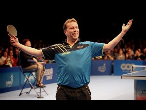 Jan-Ove Waldner - Magic Shots (The Mozart)
