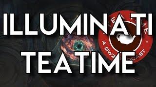 Zapętlaj TeaTime : Deroir Exposes The Illuminati - With Deroir, Sam and Boots! | MightyTeapot