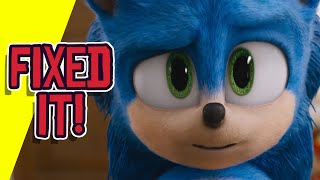 Download Sonic the Hedgehog is FIXED! Sonic Looks GREAT! Mp3 and Videos