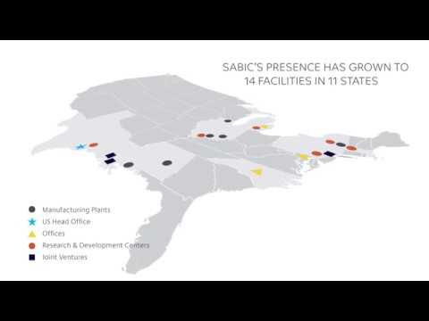 SABIC in the United States
