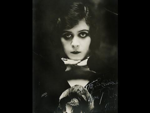 Image result for silent movie star theda bara