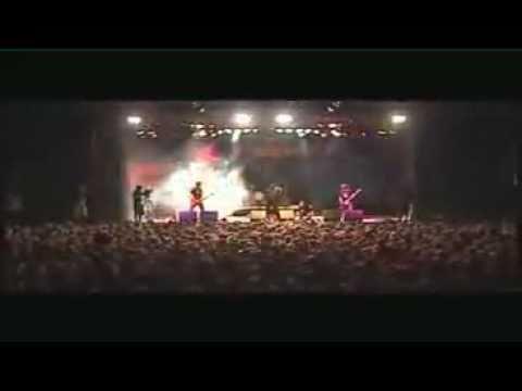 Toxoplasma Schwarz,Rot,Braun live Force Attack 2006