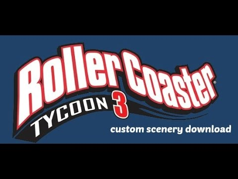 how to make aa ride roller in theme park tycoon