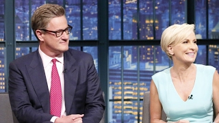 ''Morning Joe' Co-Hosts Claim They Didn't See Their 'SNL' Parody