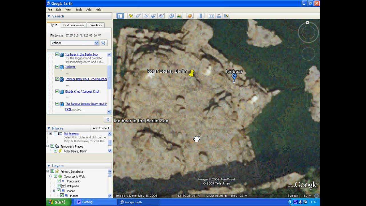 googel earth 5.0