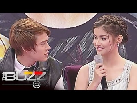 Enrique confesses that he has feelings for Liza