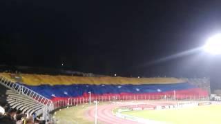 Bandera de Venezuela Tachira VS Guarani