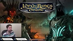 LAUNCH DAY - LOTRO Minas Morgul Expansion Day 1