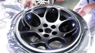 Linkování kola na Lamborghini.